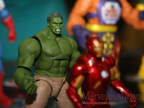 Hulk Toy figure