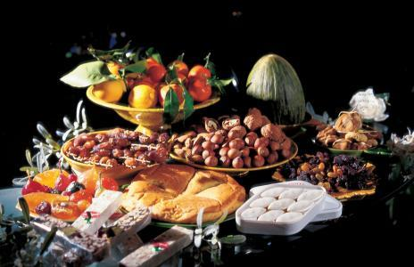 Delicious Recipes wallpaper containing a holiday dinner entitled Hummm...Desserts!!!!