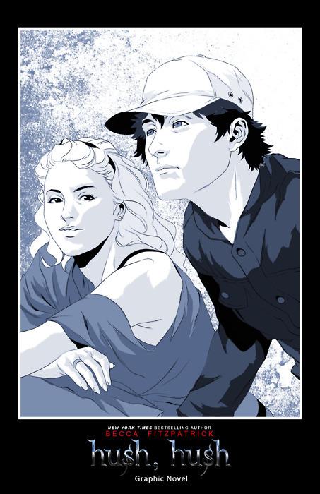 Hush, Hush Graphic Novel - Hush, Hush Photo (26026925) - Fanpop  Hush, Hush Grap...