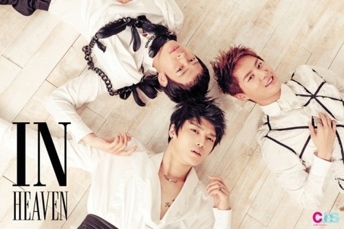 JYJ wallpaper possibly containing a bridesmaid called In heaven