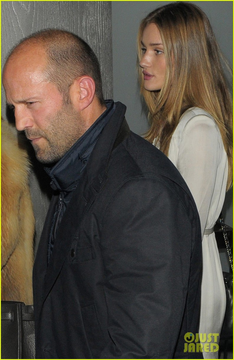 Jason Statham: Nobu Lovers!
