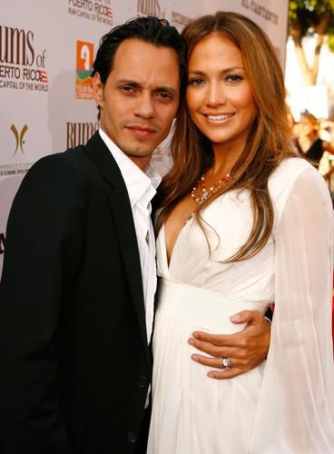 Jennifer Lopez - El Cantante premiere, 7/31/2007