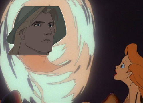 John Smith and Ariel