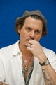 Johnny Depp on Rum Diary photocall at the Four Seasons hotel in Beverly Hills, 10.13.11 - the-rum-diary photo
