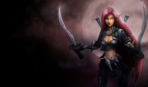 Katarina - league-of-legends Photo