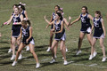 Kendall and Kylie Jenner cheerlead at their High School - kendall-jenner photo