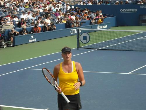 Kvitova US OPEN 2009