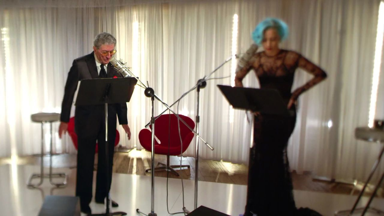 Lady Gaga ft. Tony Bennett - The Lady Is A Tramp