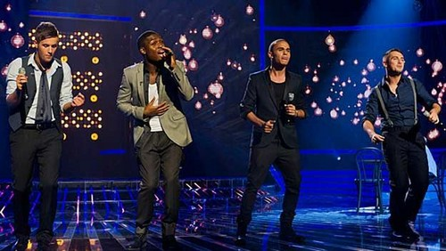 Live Show Week 1 [2011] - the-x-factor Photo