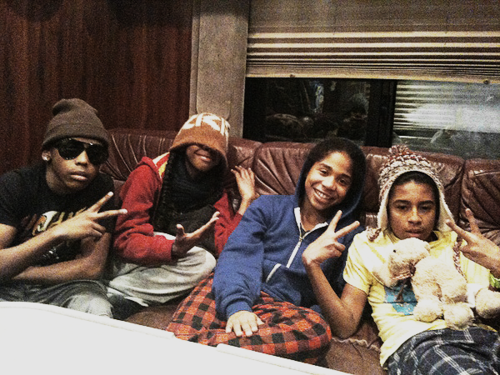 MINDLESS BEHAVIOR AFTER SCREAM concert