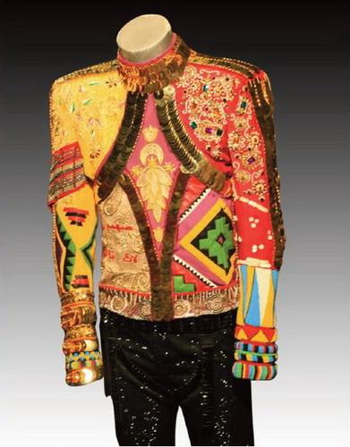 Michael Jackson's This Is It Fashion :'[