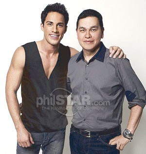 Michael Trevino photoshoot for Bench