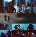Mikita {2x03} - michael-and-nikita fan art