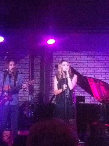 Miley Cyrus ~12. October - Performing for iTunes at Santana Row in San Jose, California
