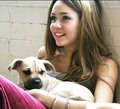 Miley and Dog