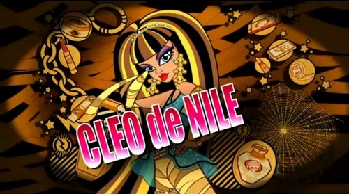 Monster High™ Cleo de Nile