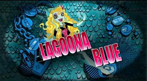 Monster High™ Lagoona Blue