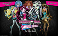 New MH Wallpapers! - monster-high wallpaper