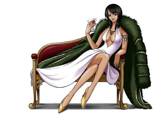 One Piece wallpaper titled Nico Robin