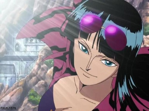 One Piece fond d'écran probably with animé entitled Nico Robin