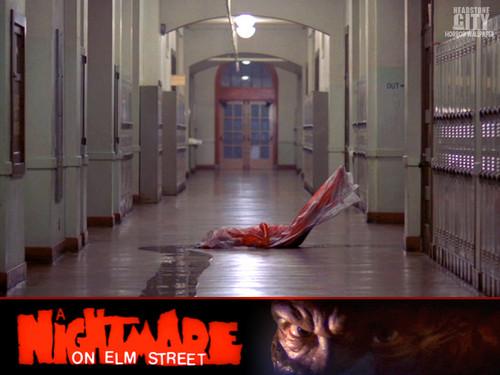 Nightmare on Elm سٹریٹ, گلی