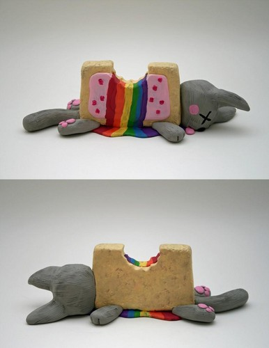 Nyan Cat Toy