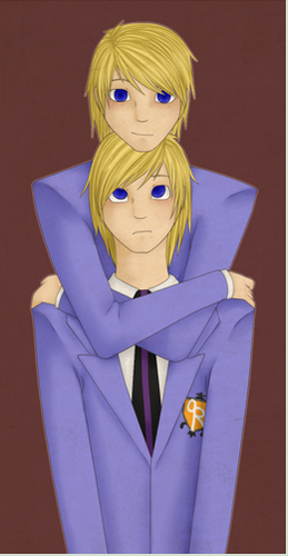 Ouran OCs Ricky and Rico!