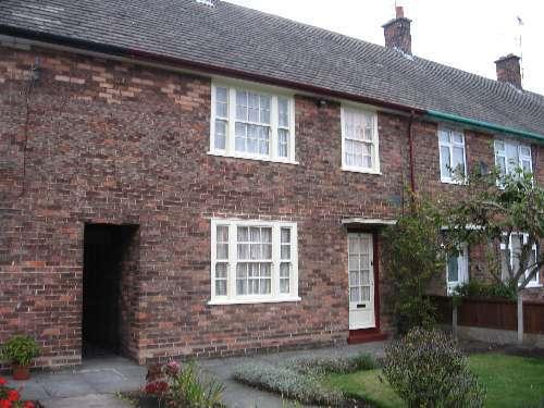 Paul's old house