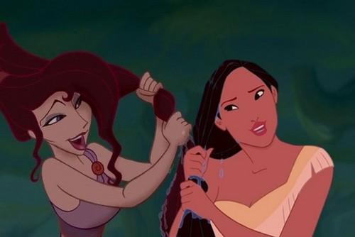 Pocahontas crossover