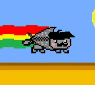 Portuguese Nyan Cat - nyan-cat Photo
