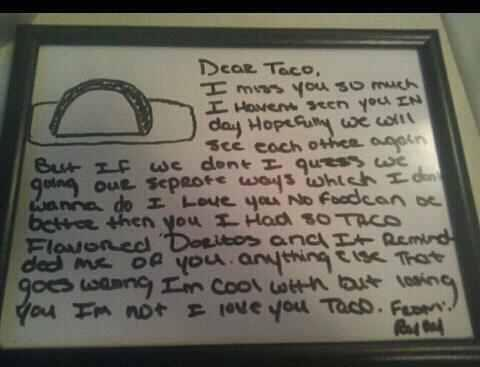 Ray Rayz Letter