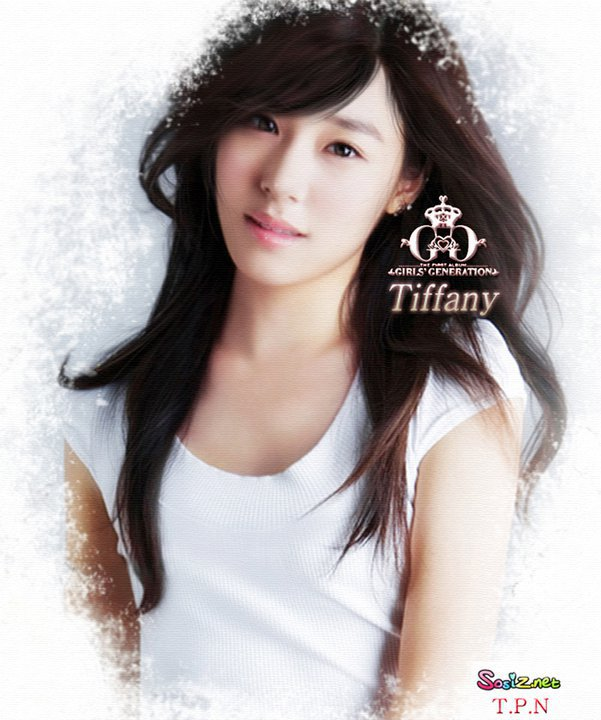 Tiffany Girls Generation images Really Cute Fany!! HD ...