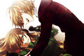 Romania x Hungary - hetalia-couples photo