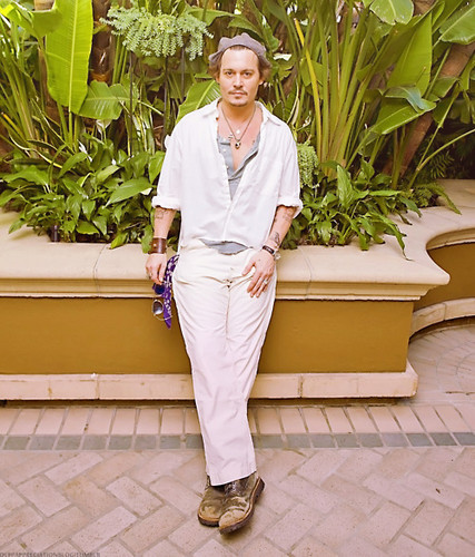 Rum Diary photocall  - johnny-depp Photo