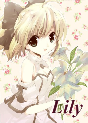 Saber Lily~