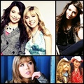 Sam, & Carly - best-friends-in-icarly fan art
