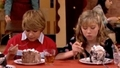 Sam & Ruben eating cheesecake - samantha-puckett photo