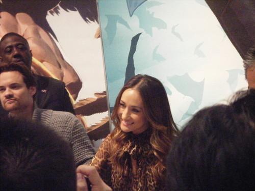 Shane & Maggie @ NY Comic Con