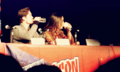 Shane &amp; Maggie @ NY Comic Con - shane-west-and-maggie-q photo
