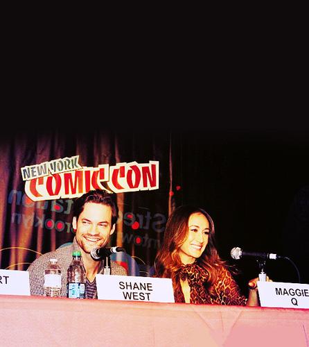Shane & Maggie;