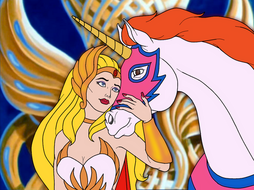 She-Ra & Swifty