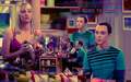 Sheldon and Penny - penny-and-sheldon wallpaper