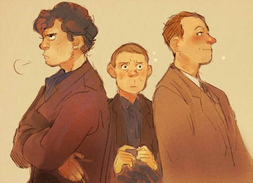 Sherlock: Brothers