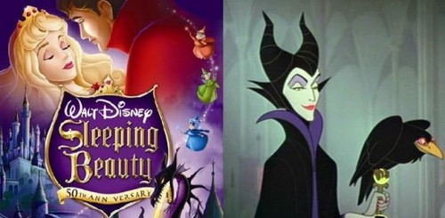 Sleeping Beauty with Maleficent