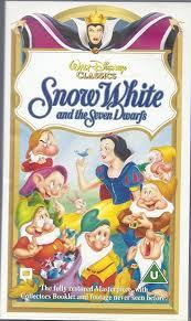 Snow White and the Seven Dwarfs with The Evil Queen