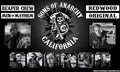 Sons of Anarchy Wallpaper - sons-of-anarchy fan art