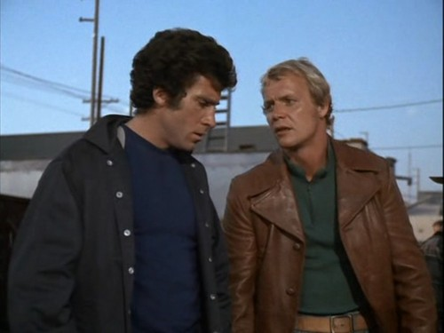 Starsky and Hutch (1975) wallpaper probably with a business suit called Starsky&Hutch