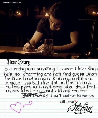 Stefans Diary 2