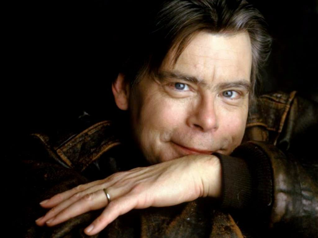 Stephen King - Stephen King Wallpaper (26024969) - Fanpop