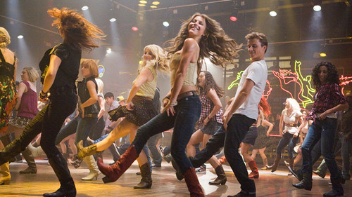 Footloose (2011) wallpaper containing a concerto and a guitarist called Stills